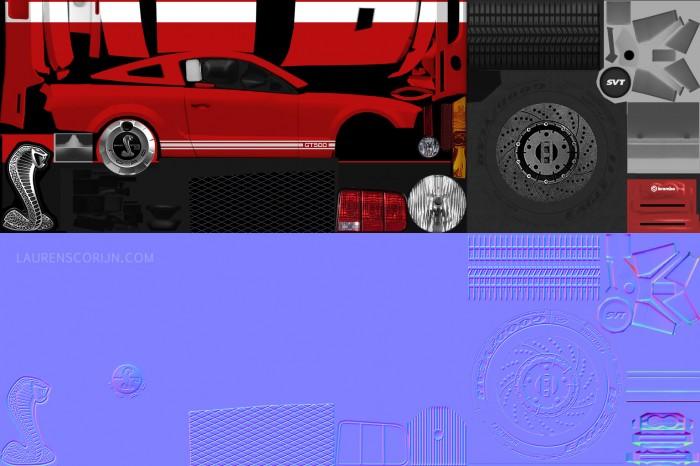 GT500textures
