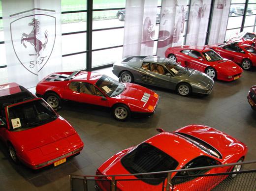 FerrariShowroom