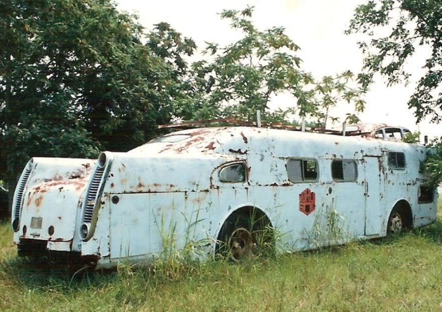 Crazy Gmc Bus Laurens Corijn