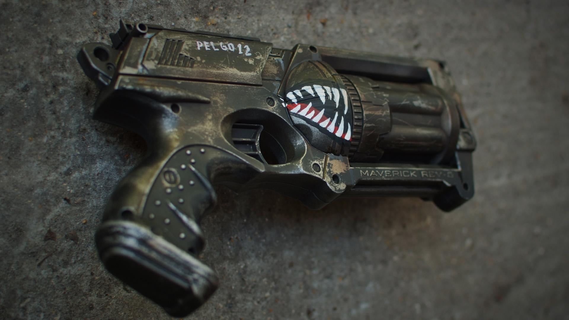 Future Nerf Guns 2014 Nerf brink ritchieFuture Nerf Guns 2014